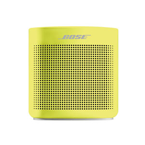 SOUNDLINK COLOR BLUETOOTH SPEAKER II - YELLOW CITRON