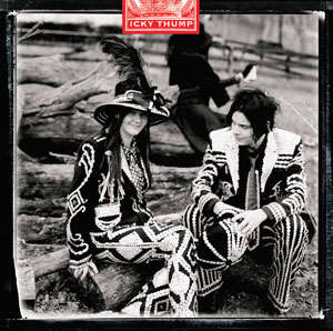 ICKY THUMP (CD + BOOKLET)