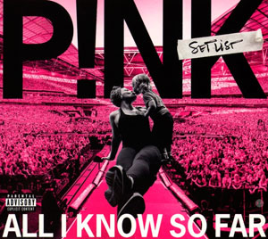 ALL I KNOW SO FAR - THE SETLIST (EXPLICIT CONTENT)