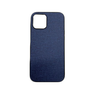 ROKA CASE BLUE FABRIC MAG SAFE FOR IPHONE 12 PRO MAX