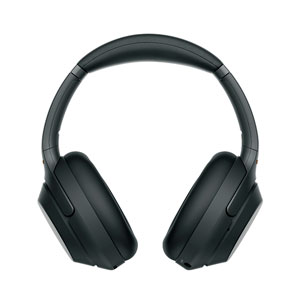 WH1000XM3/B WIRELESS - BLACK ON-EAR NOISE CANCELLING