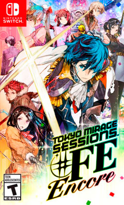 TOKYO MIRAGE SESSION FE ENCORE