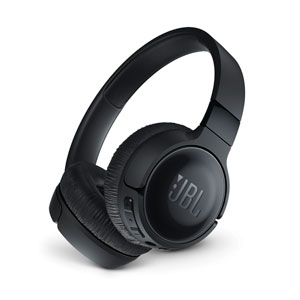 TUNE 600BTNC ACTIVE NOISE CANCELLING BLUETOOTH - BLACK ON-EAR