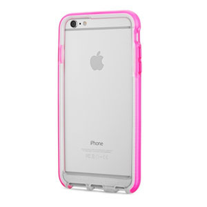 EVO BAND CASE - PINK/WHITE FOR IPHONE 6 PLUS/6S PLUS