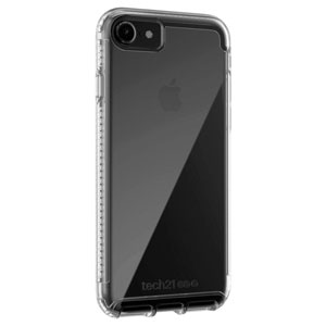 PURE CLEAR CASE - CLEAR FOR IPHONE 7/8/SE 2