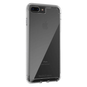 PURE CLEAR CASE - CLEAR FOR IPHONE 7 PLUS/8 PLUS