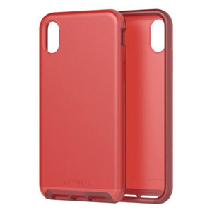 EVO LUXE CASE - CHESNUT FOR IPHONE XS MAX