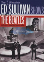 4 COMPLETE ED SULLIVAN SHOWS STARRING THE BEATLES