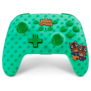 ENHANCED WIRELESS CONTROLLER - ANIMAL CROSSING TIMMY AND TOMMY NOOK