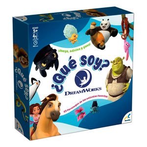 Que Soy? Dreamworks Universal