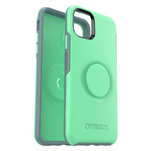OTTER+POP SYMMETRY CASE - NIGHTHAWK MINT TO BE FOR IPHONE 11 PRO MAX