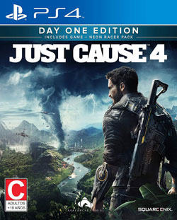 JUST CAUSE 4: DAY ONE - LIMITED EDITION