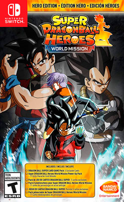 SUPER DRAGON BALL HEROES: WORLD MISSION - HERO EDITION