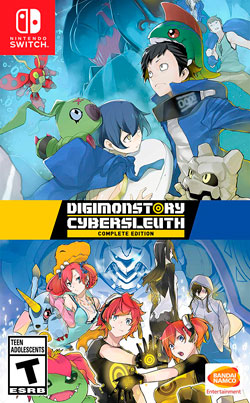 DIGIMON STORY CYBER SLEUTH - COMPLETE EDITION