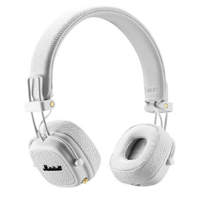 MAJOR III BLUETOOTH - WHITE