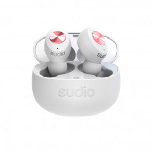 TRUE WIRELESS TOLV - WHITE W/MIC TLVWHT