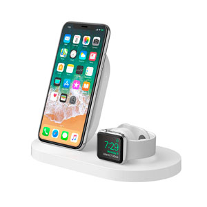 CHARGE DOCK WIRELESS - WHITE