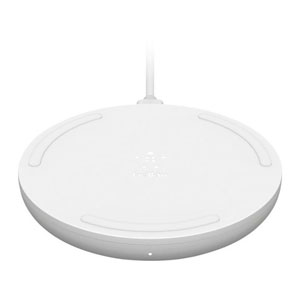 BOOST UP WIRELESS CHARGING PAD 10W - WHITE