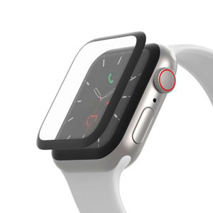 TRUECLEAR CURVE SCREEN PROTECTION - TRANSPARENT FOR APPLE WATCH SERIES 4/5 44MM