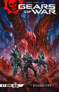 GEARS OF WARS HIVEBUSTERS NO. 1