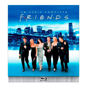 FRIENDS: LA SERIE COMPLETA