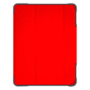 DUX PLUS DUO CASE - RED FOR IPAD 10.2 (7TH GEN)