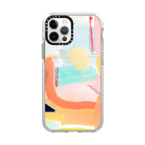IMPACT FROST CASE - TAKKO PAINTING FOR IPHONE 12 / 12 PRO