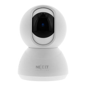 SMART WI-FI CAMERA PTZ FULL MOTION INDOOR - WHITE