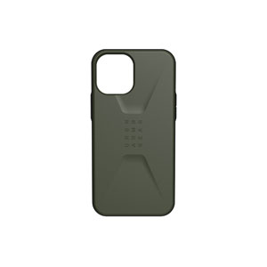 CIVILIAN CASE - OLIVE FOR IPHONE 12 PRO MAX