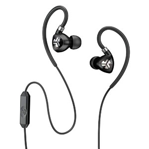FIT 2.0 SPORT EARBUDS - BLACK