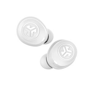 JBUDS AIR TRUE WIRELESS SIGNATURE EARBUDS - WHITE