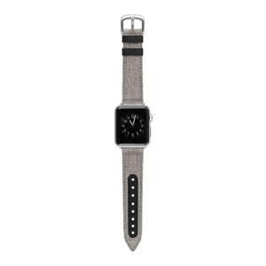 NORTHILL - CANVAS/BLACK FOR APPLE WATCH 38MM
