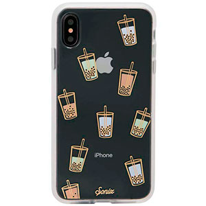 BOBA CASE - CLEAR FOR IPHONE XS MAX