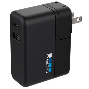 SUPERCHARGER DUAL PORT CHARGER