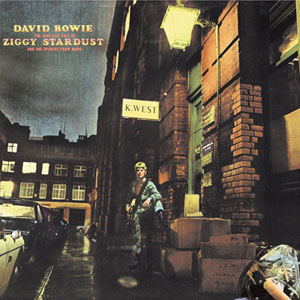 RISE & FALL OF ZIGGY STARDUST & THE SPIDER FROM MA (RMST)