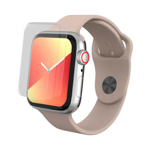 INVISIBLE SHIELD ULTRA CLEAR FOR APPLE WATCH SERIES 4/5 TRANSPARENT 40MM