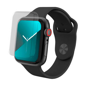 INVISIBLE SHIELD ULTRA CLEAR FOR APPLE WATCH SERIES 4/5 TRANSPARENT 44MM