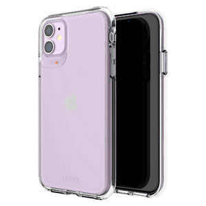 CRYSTAL PALACE WILMA CASE - CLEAR FOR IPHONE 12 / 12 PRO