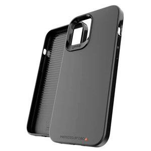 HOLBORN SLIM FRED CASE - BLACK FOR IPHONE 12 PRO MAX