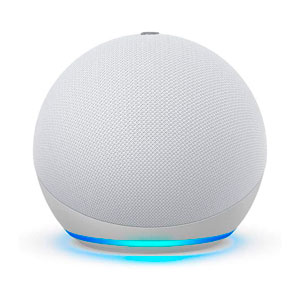 ECHO DOT BOCINA INTELIGENTE - WHITE (4TH GEN)