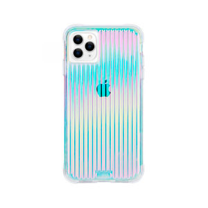 TOUGH GROOVE CASE - IRIDESCENT FOR IPHONE 11 PRO MAX