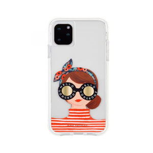 RIFLE PAPER CASE - GORGEOUS GIRLS FOR IPHONE 11 PRO MAX