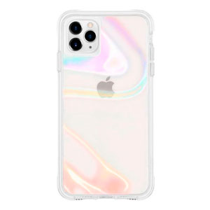 SOAP BUBBLE W/MICROPEL CASE - IRIDESCENT FOR IPHONE 12 PRO MAX