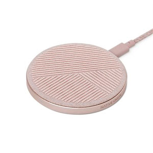 WIRELESS CHARGE PAD - ROSE