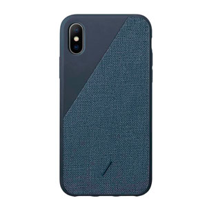 CLIC CANVAS CASE - BLUE FOR IPHONE XS MAX
