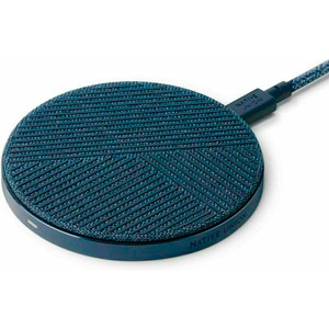 DROP WIRELESS CHARGER PAD - FABRIC SAGE