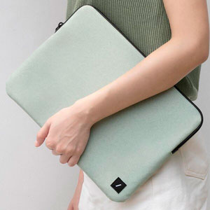 STOW LITE SLEEVE - SAGE FOR MACBOOK PRO & AIR 13