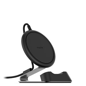 CHARGE STREAM DESK STAND - BLACK