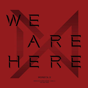 VOL.2 TAKE.2: WE ARE HERE (CD + PHOTOBOOK + CARDS)