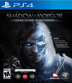 MIDDLE EARTH: SHADOW OF MORDOR GOTY EDITION